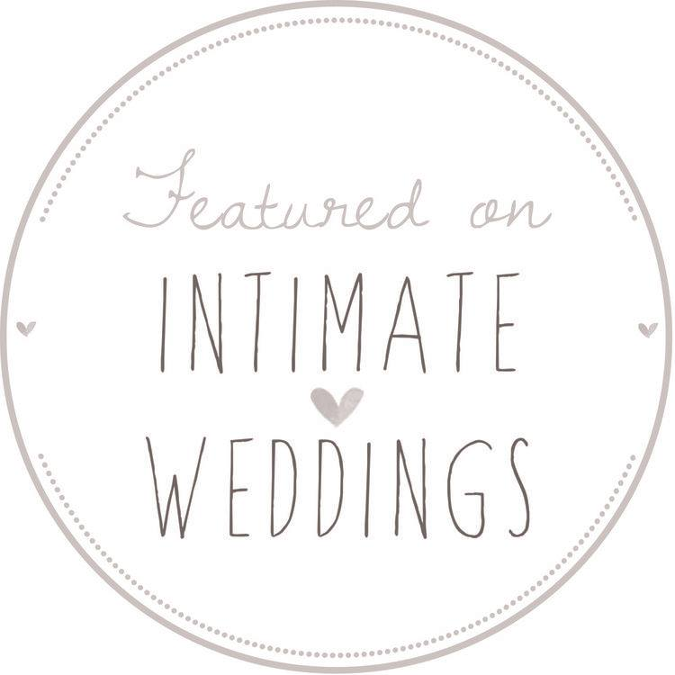 Featured in Intimate Weddings